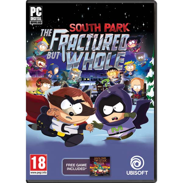 South Park: The Fractured but Whole PC CD-key
