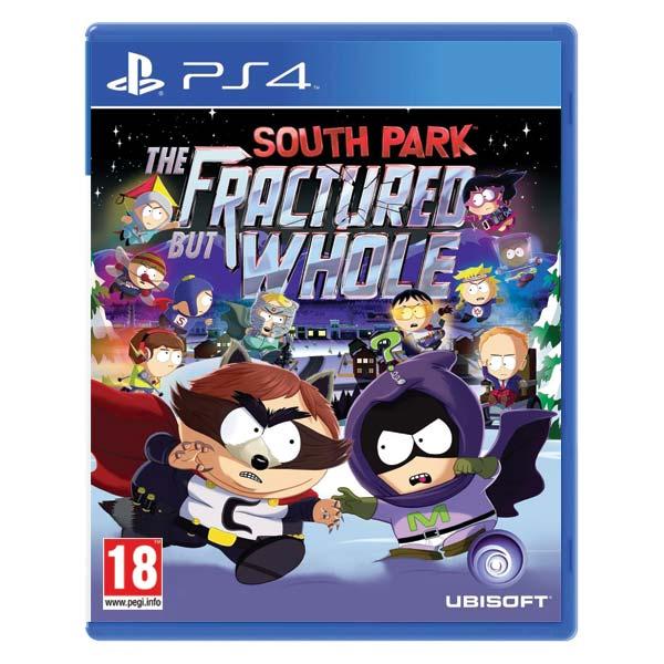 South Park: The Fractured but Whole[PS4]-BAZAR (použité zboží)