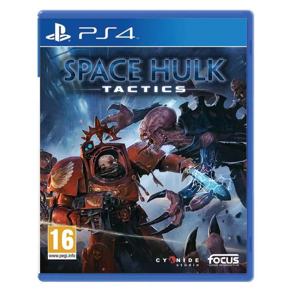 Space Hulk: Tactel PS4