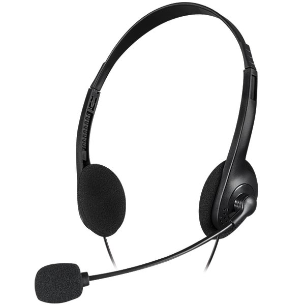 Speed-Link ACCORD Stereo Headset, black