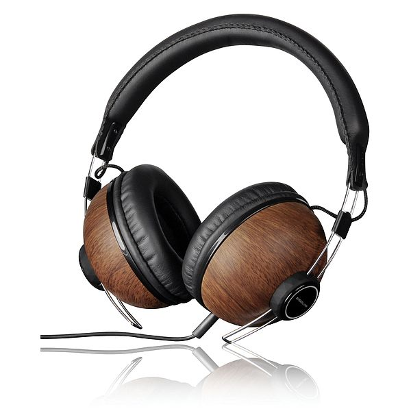 Speed-Link Bazza Stereo Headset, wood