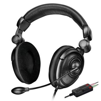 Speed-Link Medusa NX 5.1 Surround Console Gaming Headset for PS3 / Xbox360 / PC, black