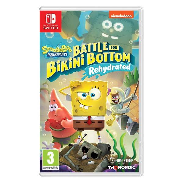 SpongeBob SquarePants: Battle for Bikini Bottom (Rehydrated)