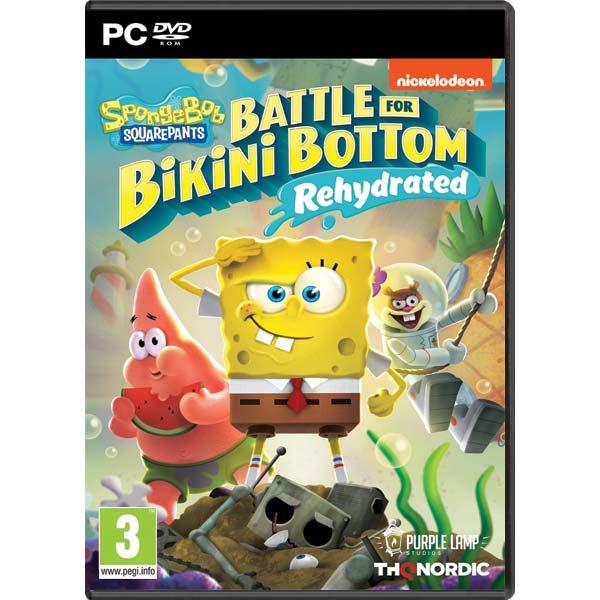SpongeBob SquarePants: Battle for Bikini Bottom (Rehydrated) PC