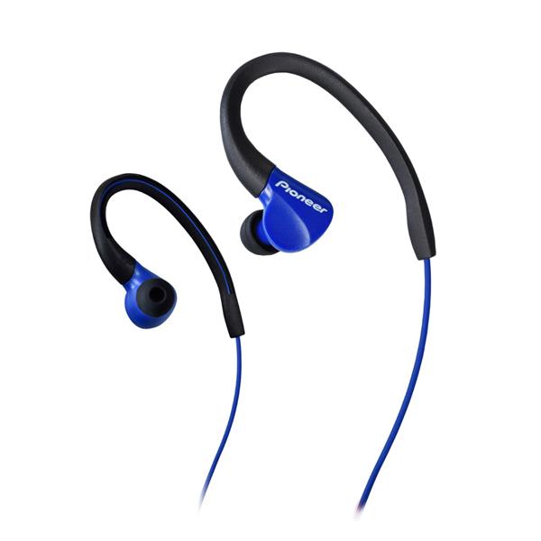 Sportovní sluchátka Pioneer SE-E3, blue