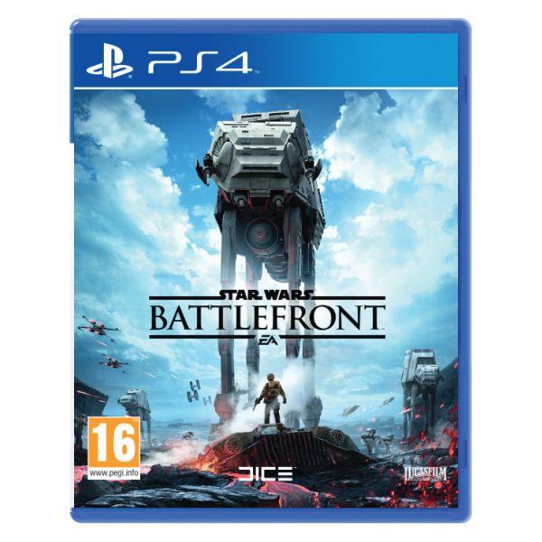 Star Wars: Battlefront[PS4]-BAZAR (použité zboží)