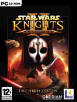 Star Wars: Knights of the Old Republic 2