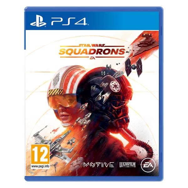 Star Wars: Squadrons[PS4]-BAZAR (použité zboží)