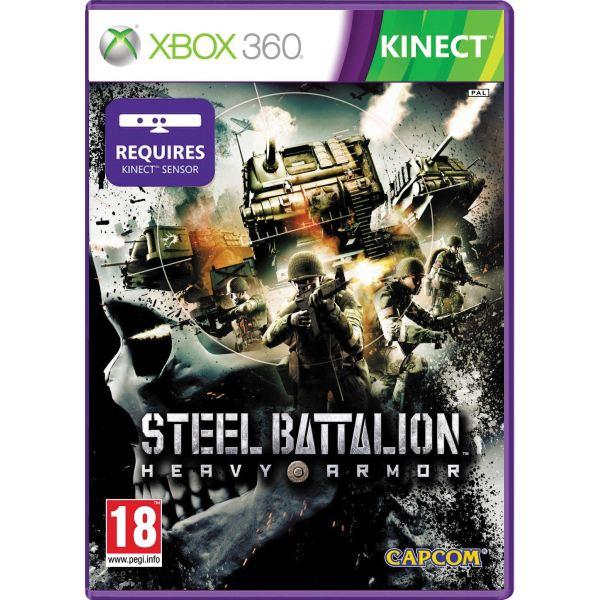 Steel Battalion: Heavy Armor XBOX 360