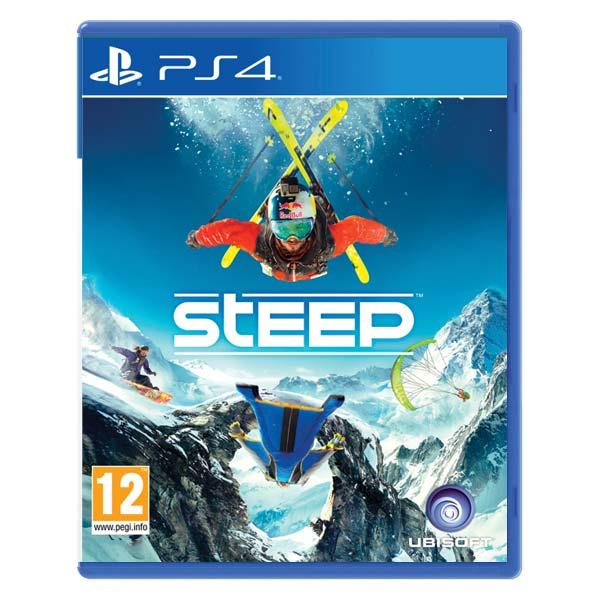 Steep[PS4]-BAZAR (použité zboží)