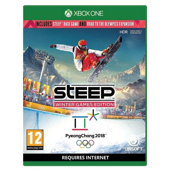 Steep (Winter Games Edition)