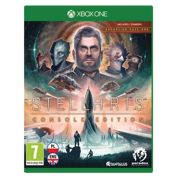 Stellaris (Console Edition) XBOX ONE