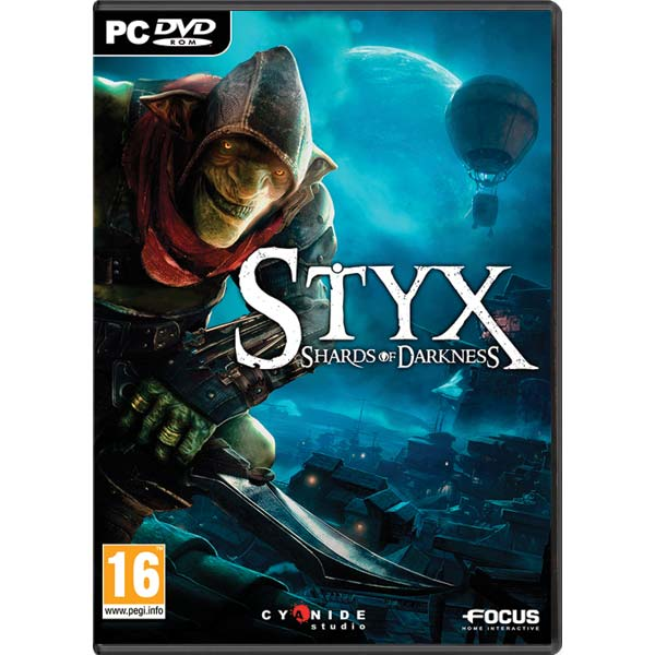 Styx: Shards of Darkness PC CD-key