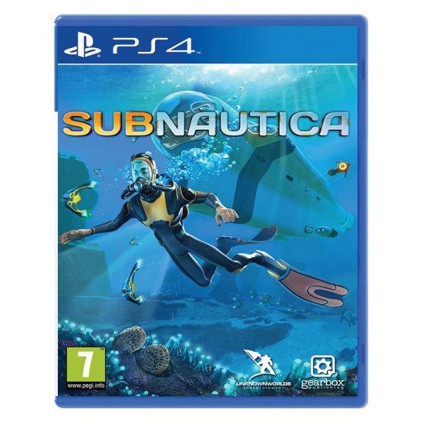Subnautica[PS4]-BAZAR (použité zboží)