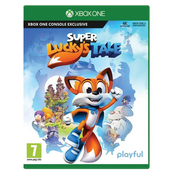 Super Lucky's Tale CZ/SK XBOX ONE