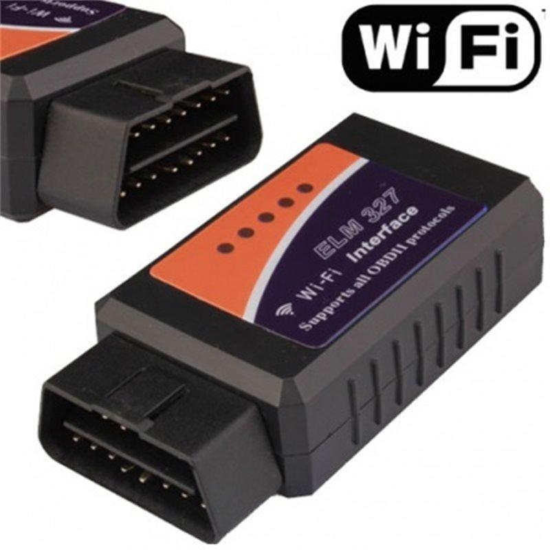 Super mini ELM327 WIFI, univerzální automobilová diagnostická jednotka