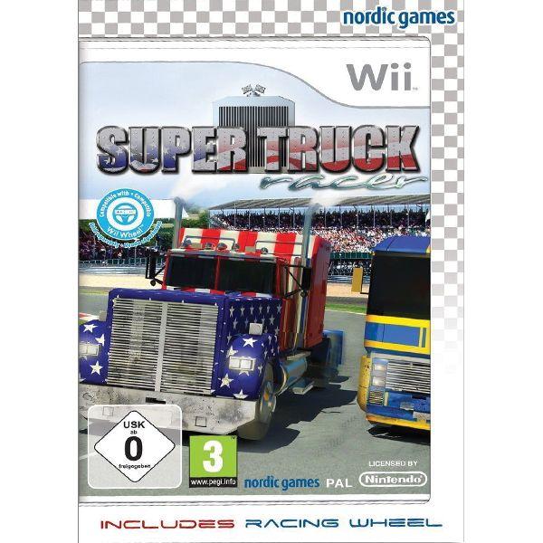 Super Truck Racer + volant