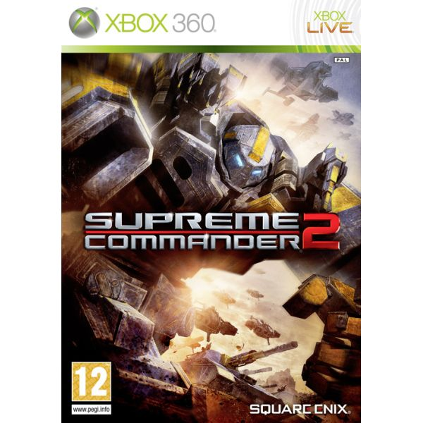 Supreme Commander 2 XBOX 360