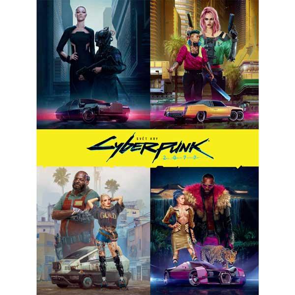 Svet hry Cyberpunk 2077