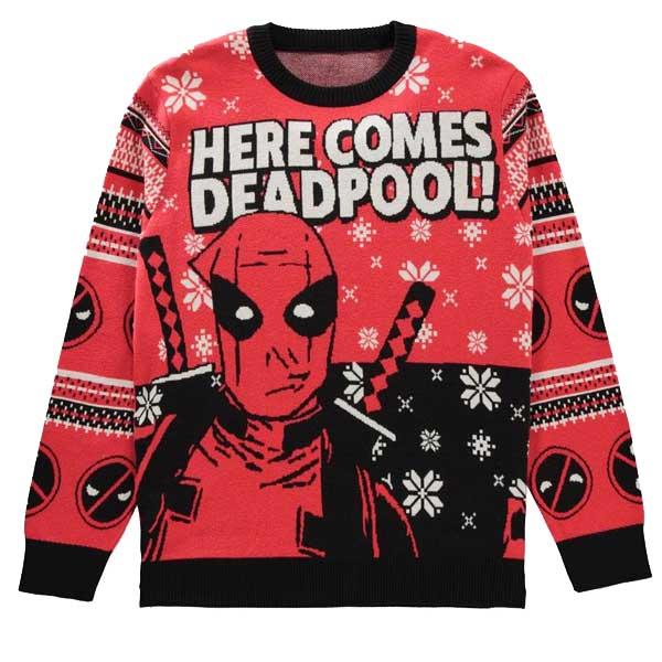 Sveter Deadpool (Marvel) S
