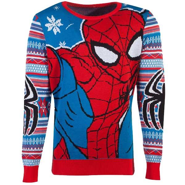 Sveter Spiderman (Marvel) S