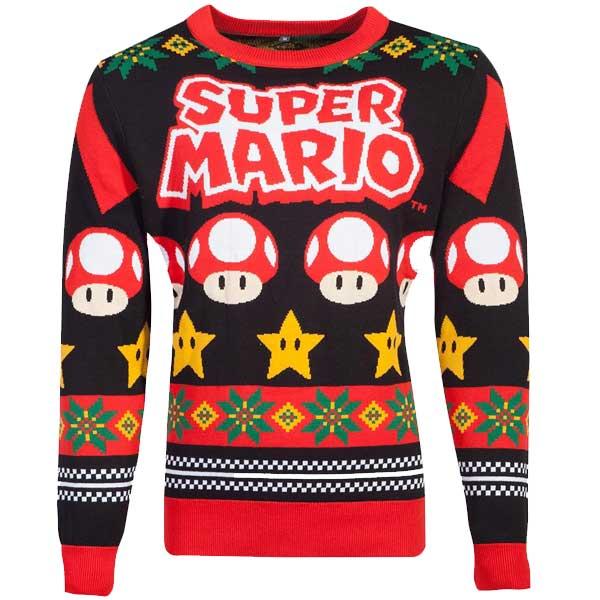 Sveter Super Mario 3 (Nintendo) L