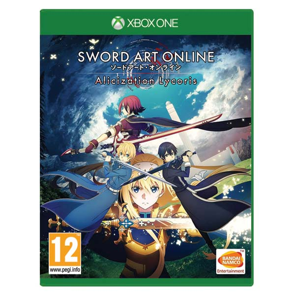 Sword Art Online: Alicization Lycoris XBOX ONE