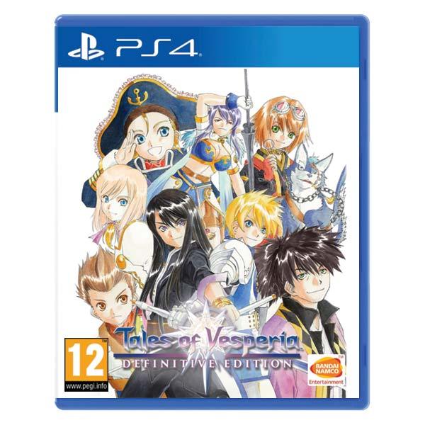 Tales of Vesperia (Definitive Edition) PS4