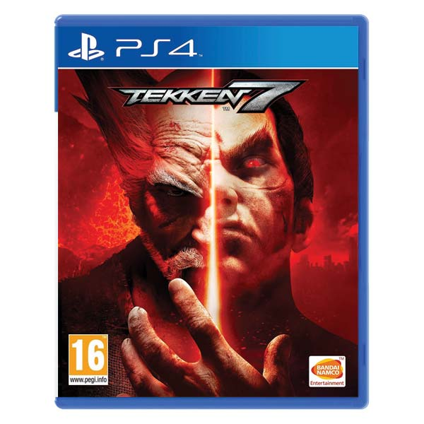 Tekken 7[PS4]-BAZAR (použité zboží)