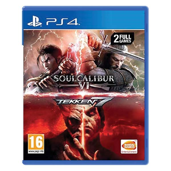Tekken 7 + SoulCalibur 6