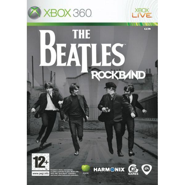 Rock Band: Beatles XBOX 360