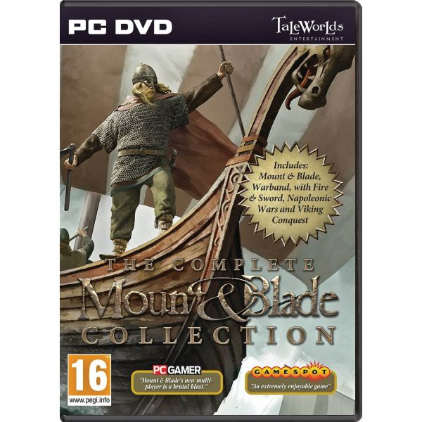 The Complete Mount & Blade Collection PC