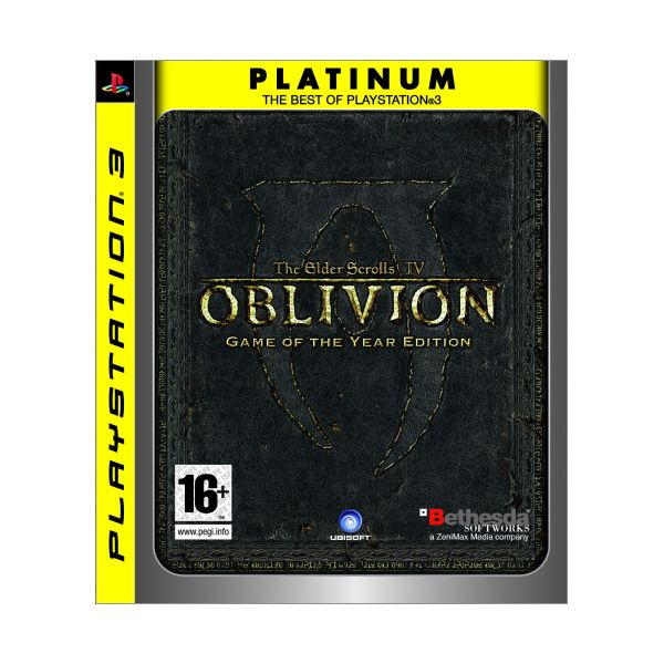 The Elder Scrolls IV: Oblivion (Game of the Year) PS3