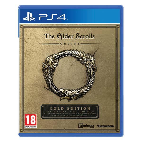 The Elder Scrolls Online (Gold Edition) PS4