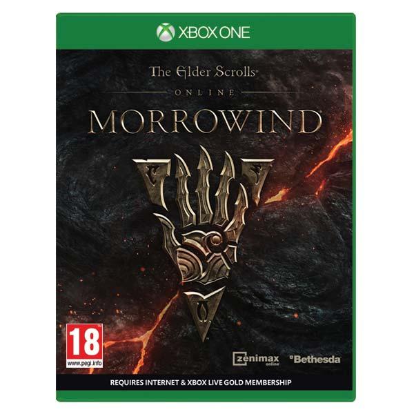 The Elder Scrolls Online: Morrowind[XBOX ONE]-BAZAR (použité zboží)