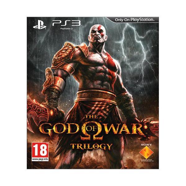 God of War Trilogy PS3