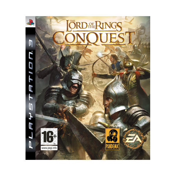 The Lord of the Rings: Conquest [PS3] - BAZAR (pou�it� zbo��)