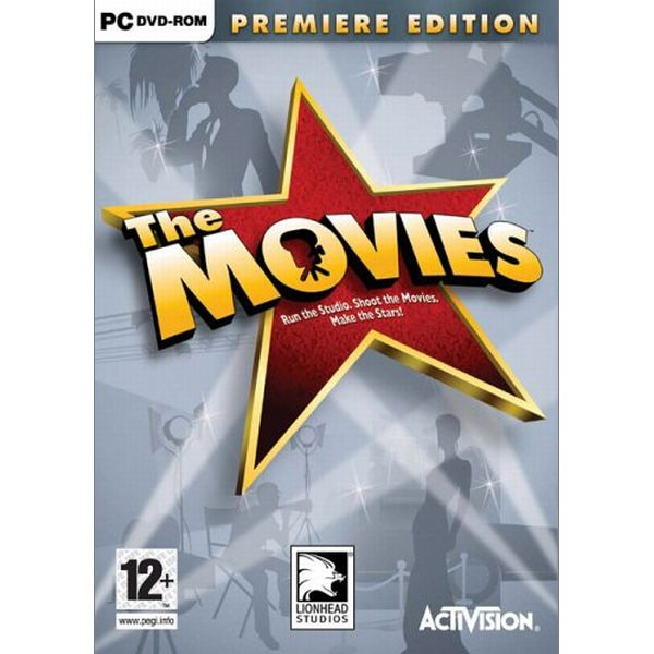 The Movies Premiere Edition PC