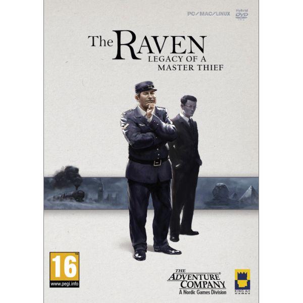 The Raven: Legacy of a Masterthief PC