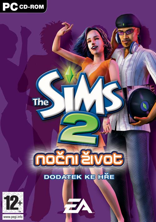 The Sims 2: Noční Život CZ PC