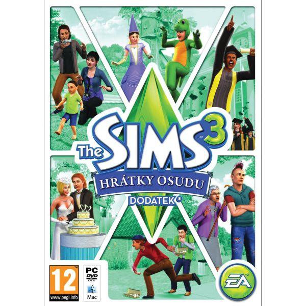 The Sims 3: Hrátky osudu CZ PC
