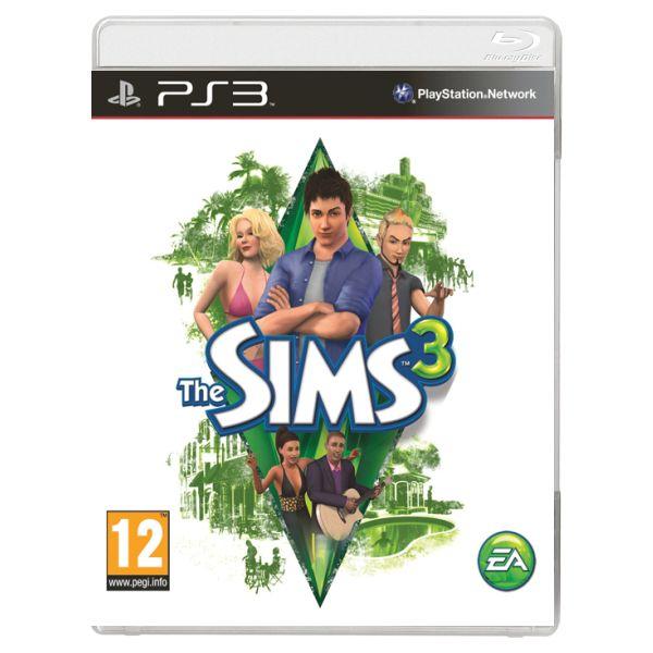 The Sims 3[PS3]-BAZAR (použité zboží)