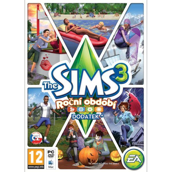 The Sims 3: Roční období CZ PC