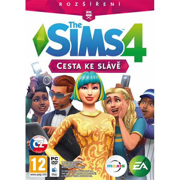 The Sims 4: Cesta ke slávě CZ