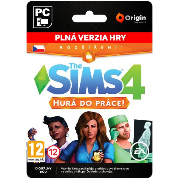 The Sims 4: Hurá do práce CZ [Origin]