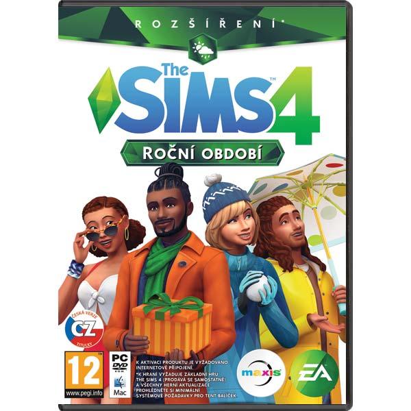 The Sims 4: Roční období CZ