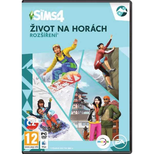 The Sims 4: Život na horách CZ