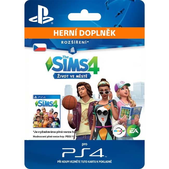 The Sims 4: Život ve městě (CZ)