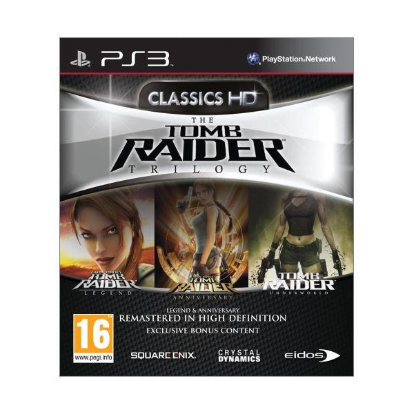 The Tomb Raider Trilogy (Classics HD) PS3