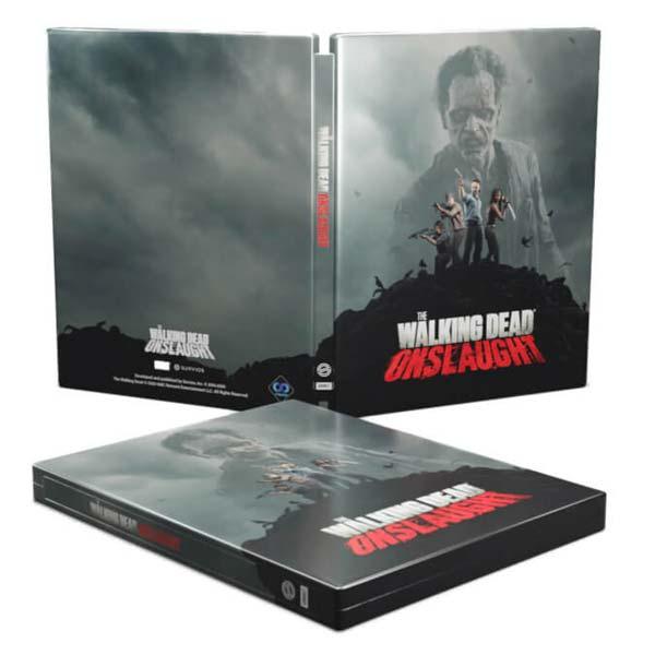Živí mrtví: Onslaught VR (Steelbook Edition) PS4